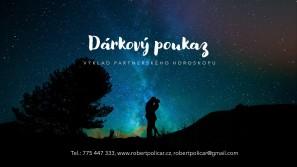 Dárkový poukaz partner horoskop